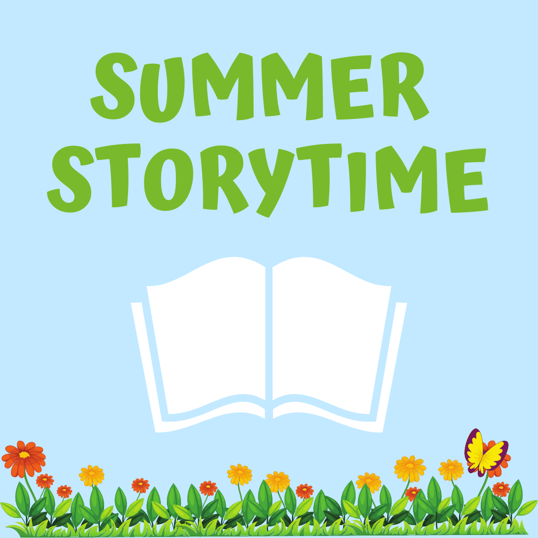 FINAL Childrens Summer Storytime icon May 2021
